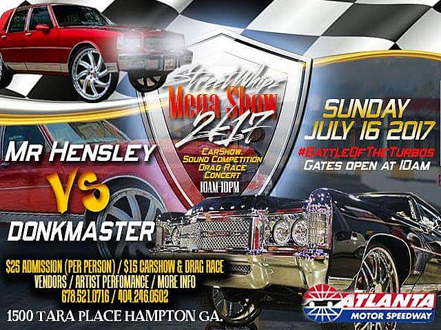 Leslies Leisure The King Of The South Car Show Is An Auto - Car show atlanta ga