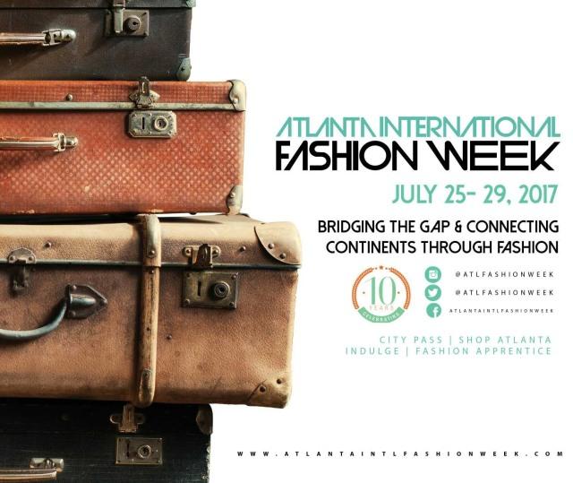 Atlanta International Fashion Week logo