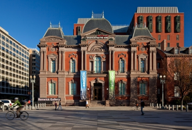 Renwick Gallery Photo by Ron Blunt