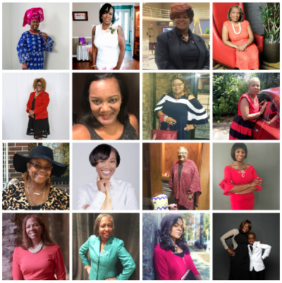 Ashro Amazing Women Making an Amazing Difference Collage