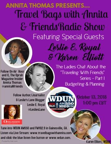 Annita Thomas Radio Flyer Part I Travel with Friends