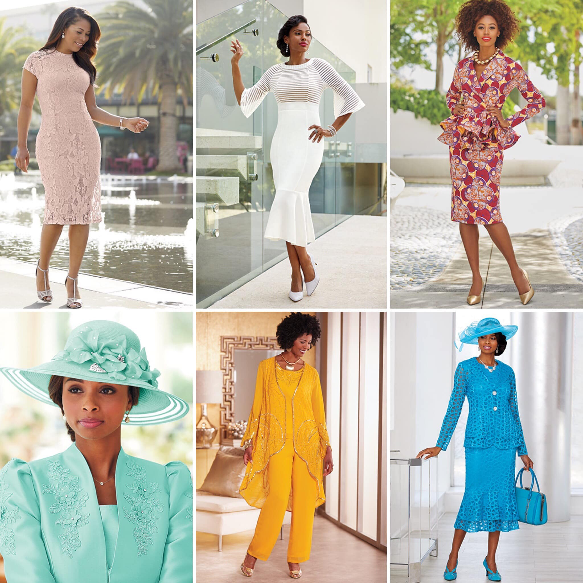 Select Your Stunning Outfit for Mother's Day with My Ashro